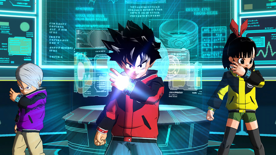 Super Dragon Ball Heroes World Mission Announced For Switch And Steam In Southeast Asia