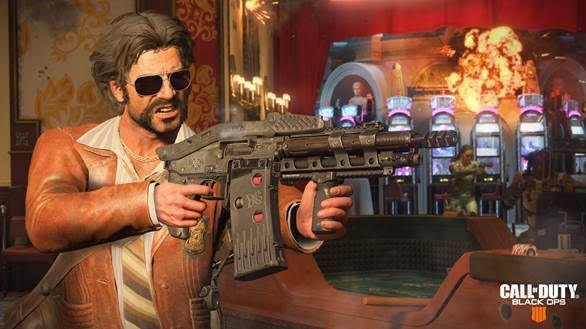 Call of Duty: Black Ops 4 Launches Massive Event