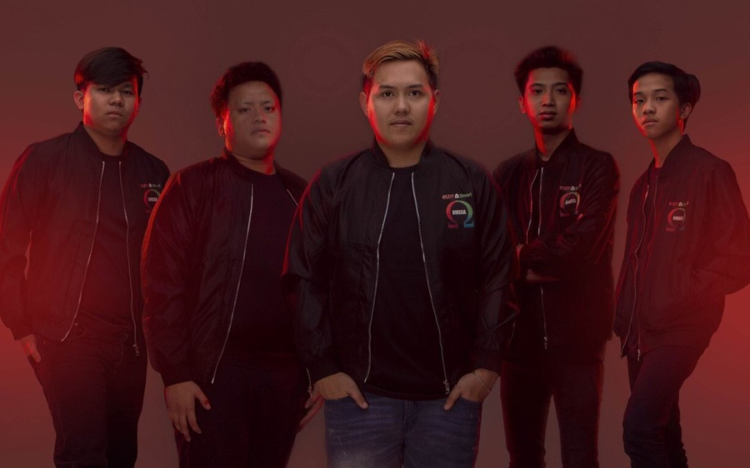 PLDT Smart launches their Pro Gaming Team 'Omega' for The Nationals