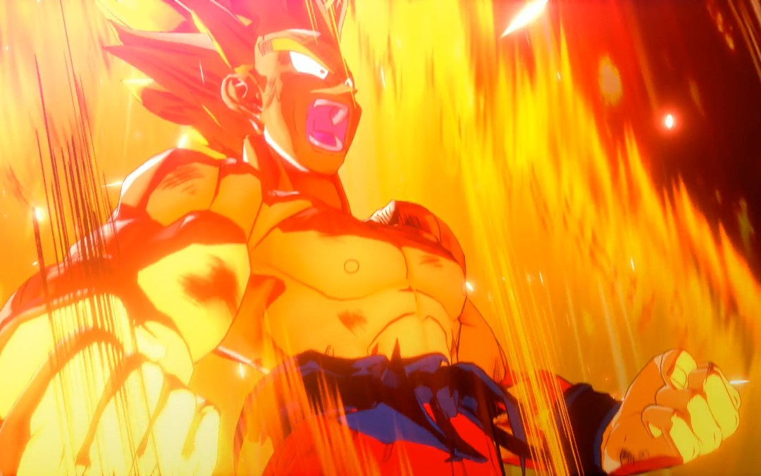 Bandai Namco Announces The New Dragon Ball Game – Project Z