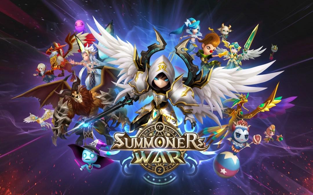 Summoners War Surpasses 100 Million Downloads Worldwide