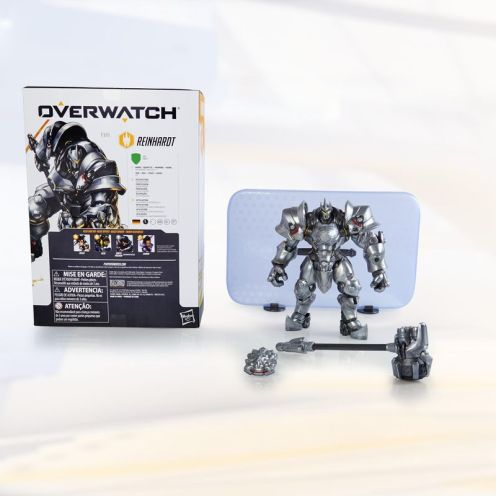 overwatch ultimates reinhardt 2