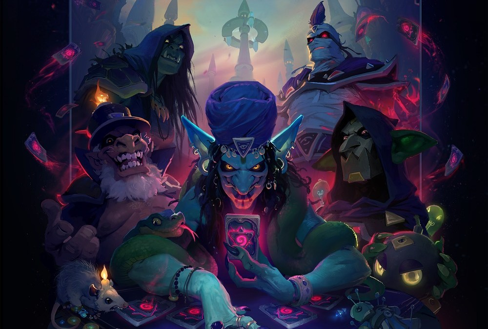 It's Good To Be Bad In Hearthstone's Rise Of Shadows Expansion