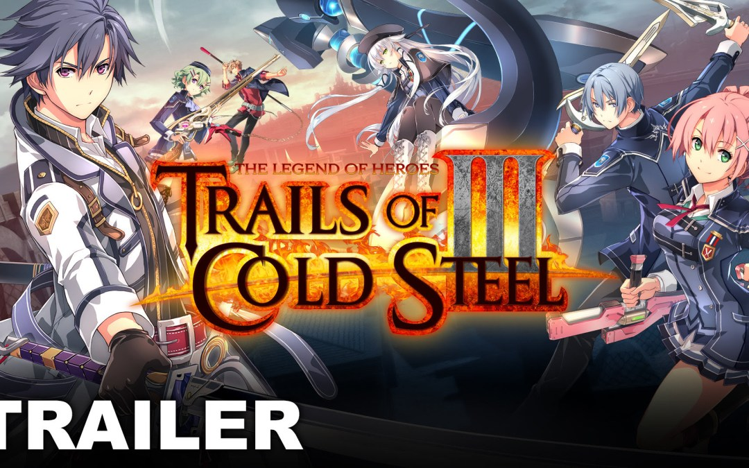 Meet the New Trailblazers of Class VII from The Legend of Heroes: Trails of Cold Steel III