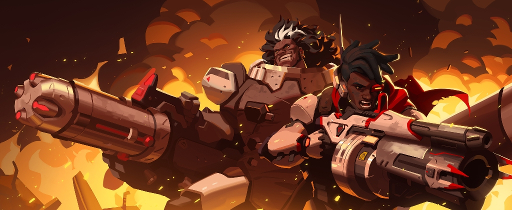 Overwatch Complete the Baptiste Reunion Challenge Today