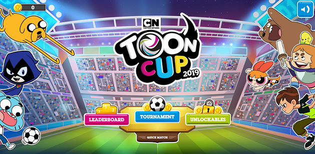 Take to The Pitch For A Summer of Football With Cartoon Network's Toon Cup