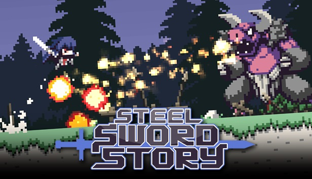 Steel Sword Story: Coming to Steam on June 21st