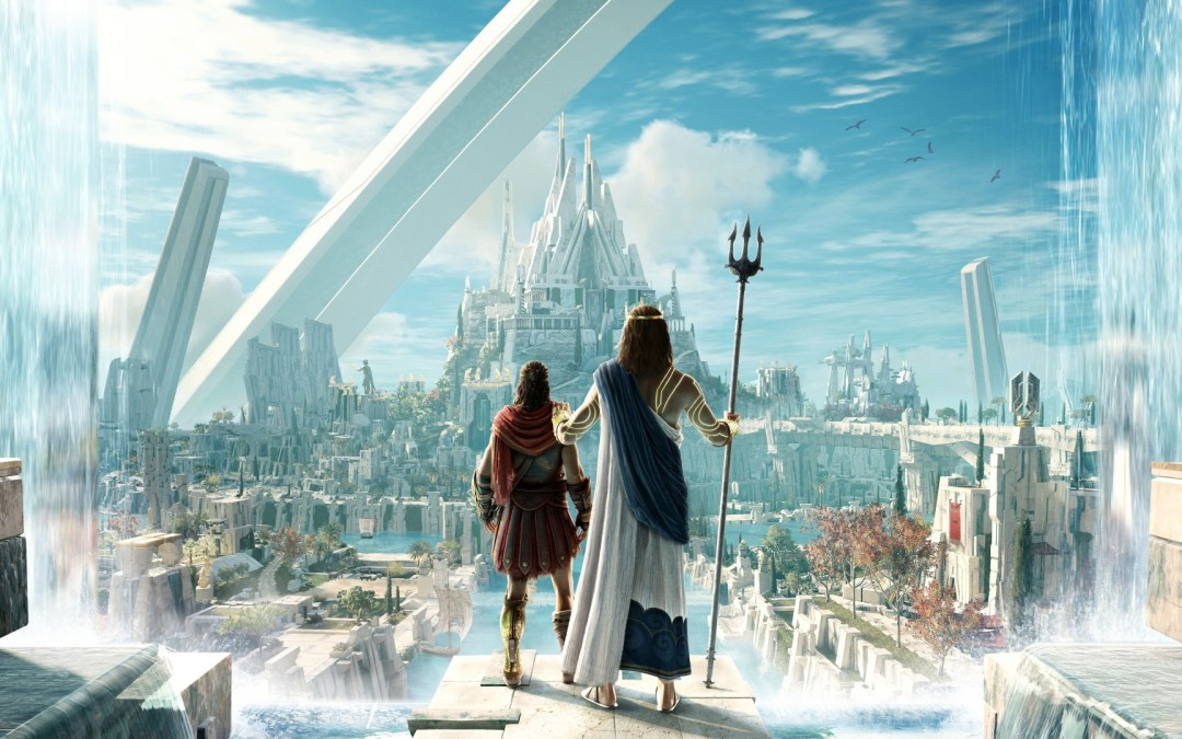 Experience the World of Atlantis in The Final Episode of Assassin's Creed Odyssey The Fate Of Atlantis