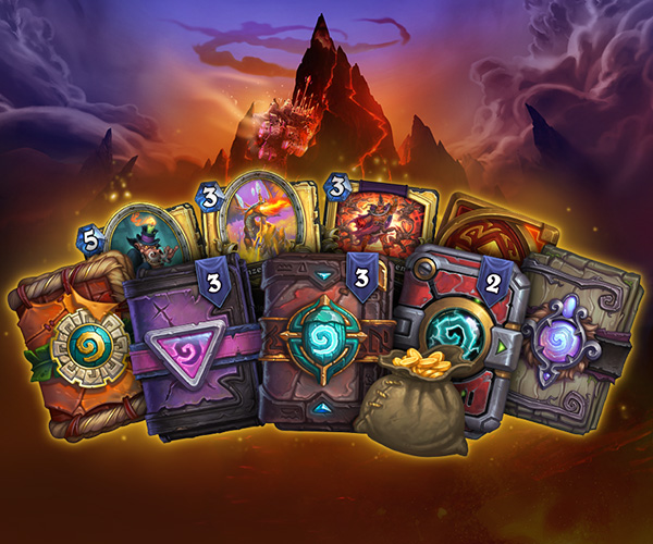 New Tavern Brawls, Card Reveals, and More in Hearthstone's Fire Fest-E.V.I.L.