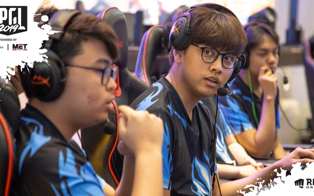 Eight League of Legends Teams Advance  to PPGL 2019 Group Stage