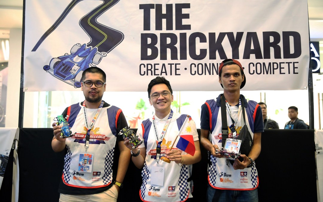 Philippines dominates Tamiya Mini 4WD Asia Challenge 2019