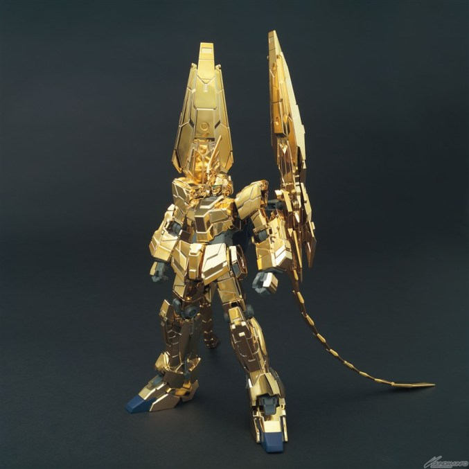 HGUC unicorn phenex gold 1