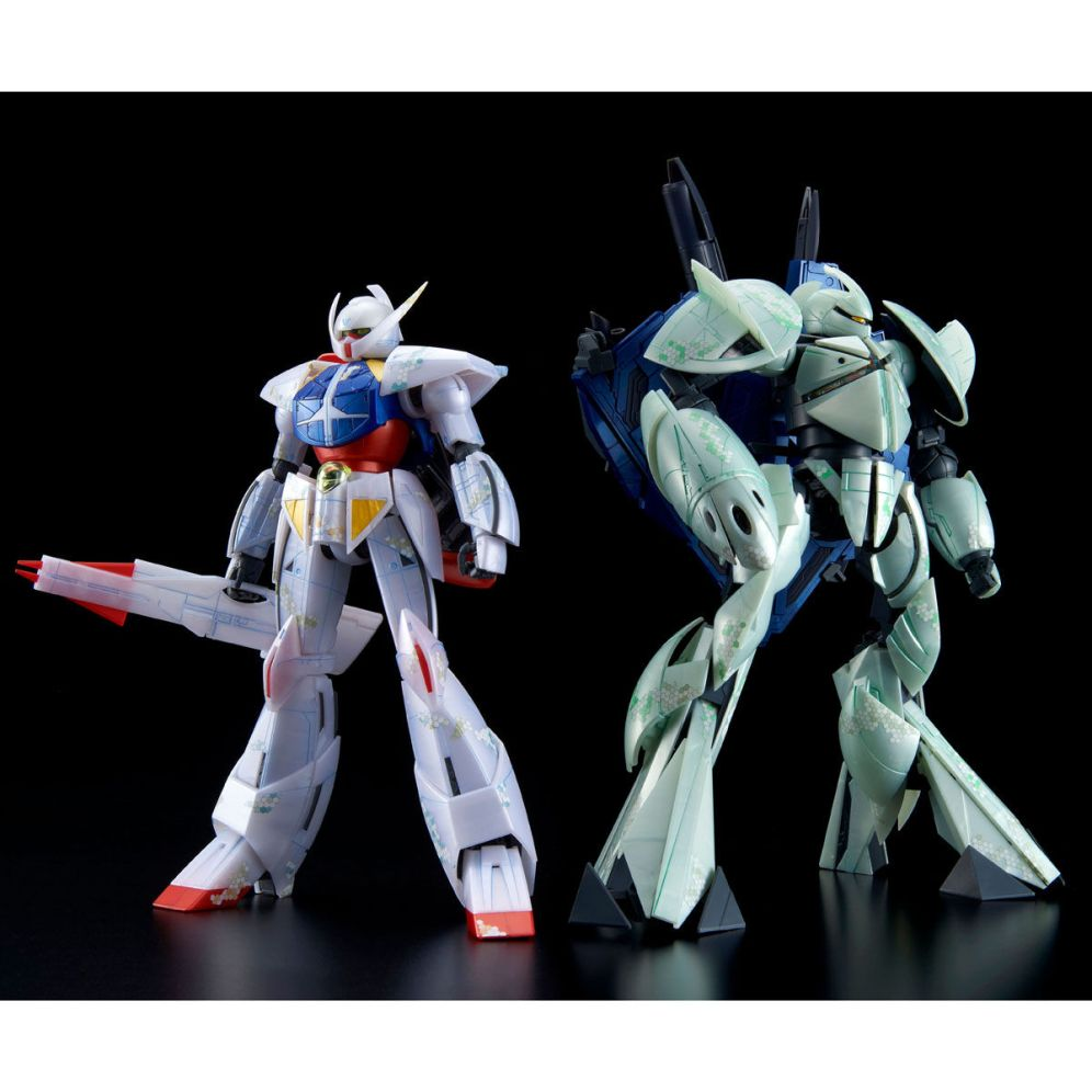 MG Turn X Turn A Gundam 1