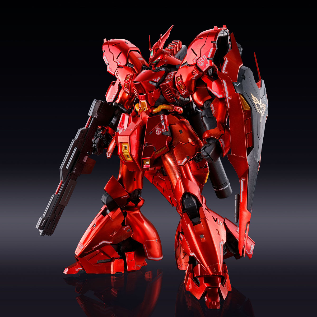 RG Sazabi Special Coating 1