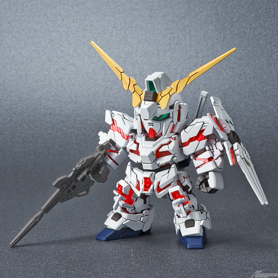 SDCS unicorn gundam destroy mode 1