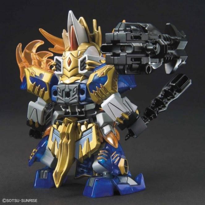 SDSS Taishi Chi Duel Gundam 3
