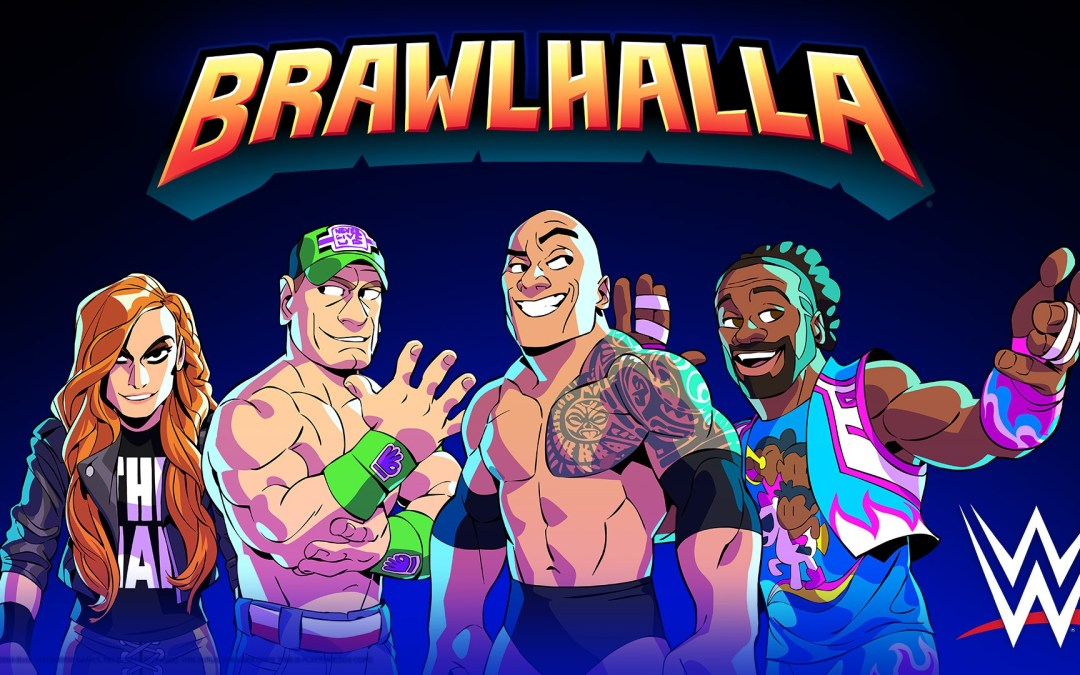 WWE Superstars Join Brawlhalla for Special SummerSlam Themed In-Game Event