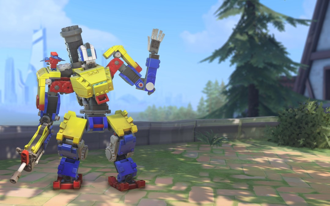 Bastion's Brick Challenge is now Live