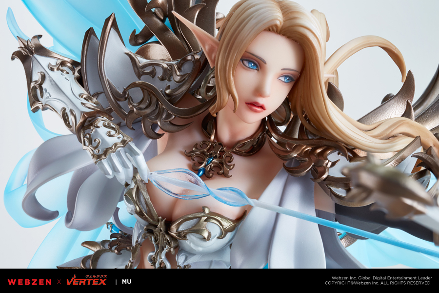 Webzen's MU: Fairy Elf PVC Figure is Now Available for Pre-order