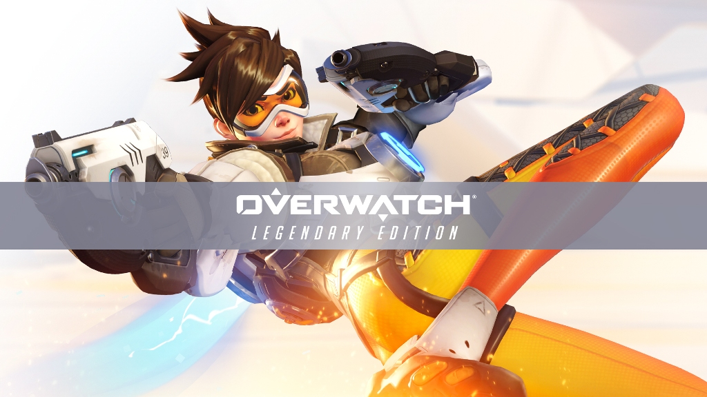 Fight for the Future with Overwatch on Nintendo Switch