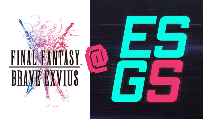Final Fantasy Brave Exvius Heads to Electronics Sports and Gaming Summit this October