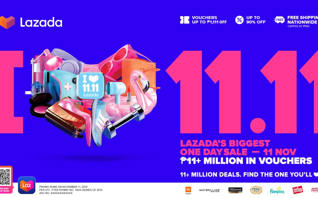 Lazada Closes 11.11 with Record-Breaking Sales