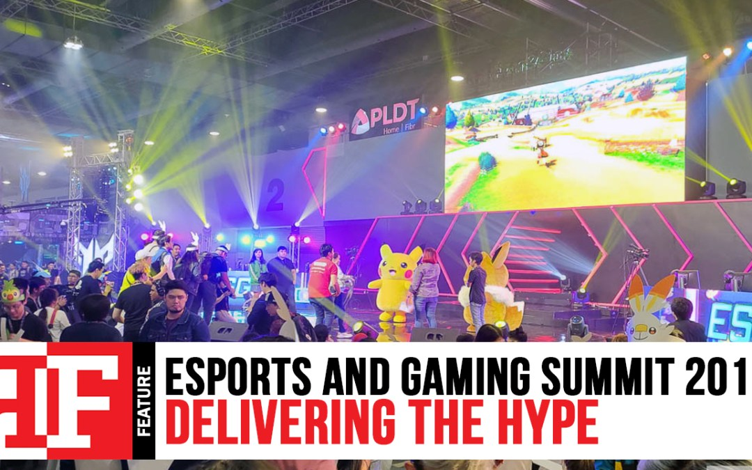 ESGS 2019: Delivering the Hype