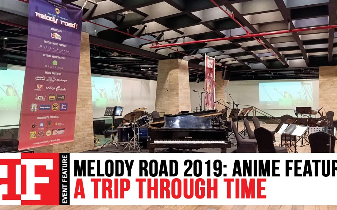 Melody Road 2019 Anime Feature: A Trip Through Time
