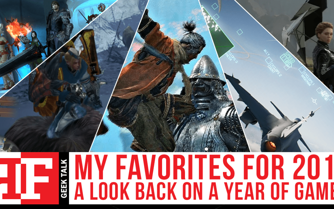 My Favorite Games of 2019