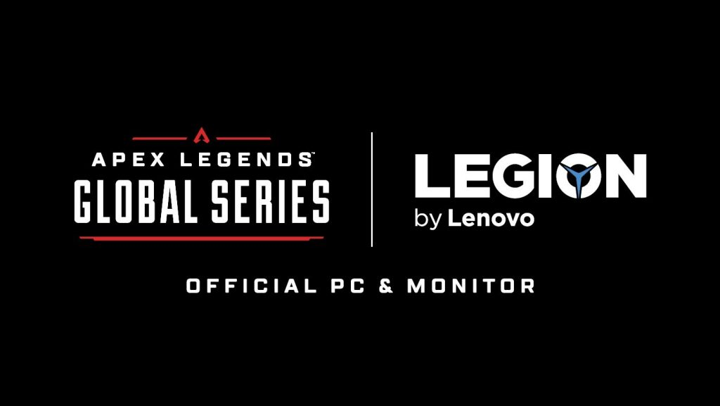 Lenovo Legion is the Exclusive PC and Monitor of the Apex Legends Global Series