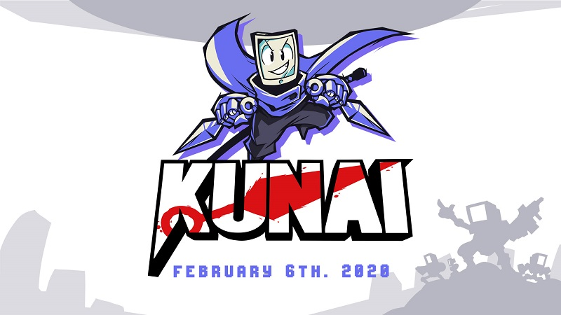 Ninja Parkour Adventure KUNAI is Now Available on Steam and Nintendo Switch
