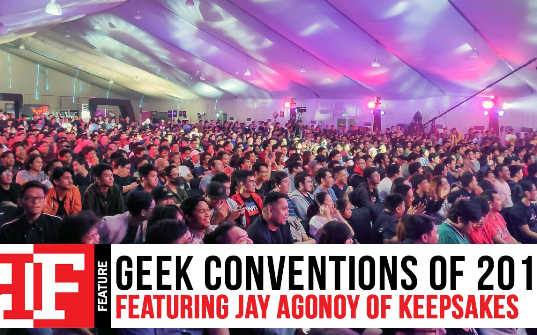 Geek Conventions of 2019