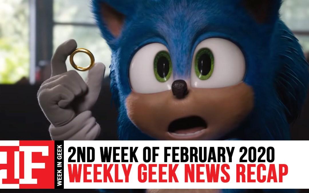 Week in Geek: Week 2 – February 2020
