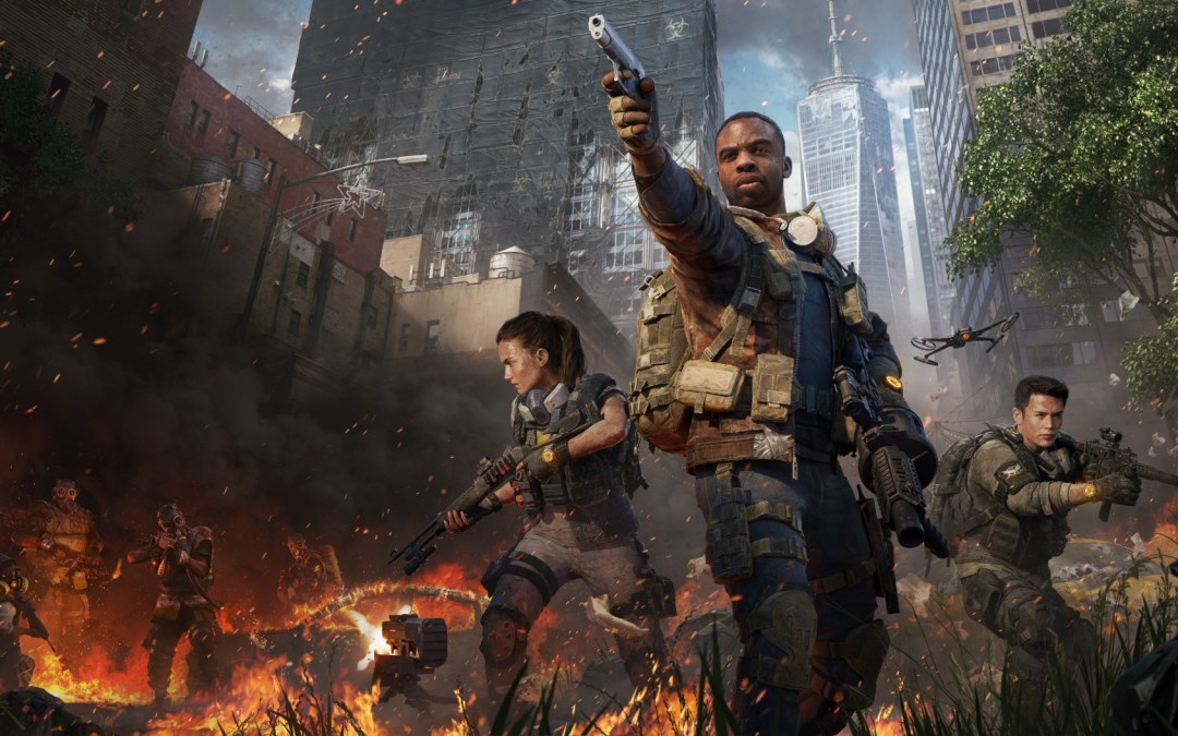Tom Clancy's The Division 2 Warlords of New York Now Available