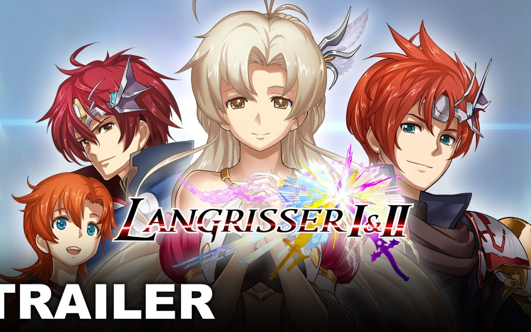Langrisser I & II is Now Available!