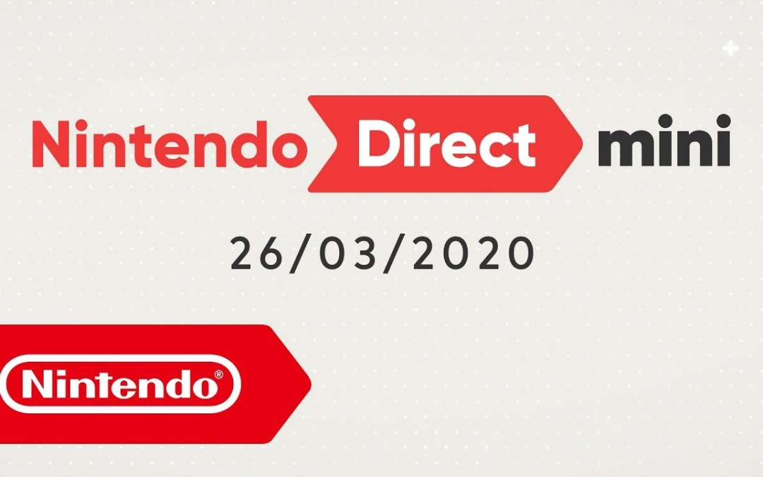 Nintendo Drops surprise Nintendo Direct Mini: Xenoblade Chronicles release date, Bravely Default II, Bioshock and More!
