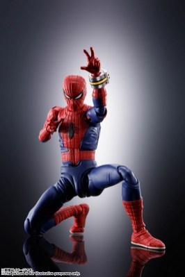 sh figuarts toei spider-man 3