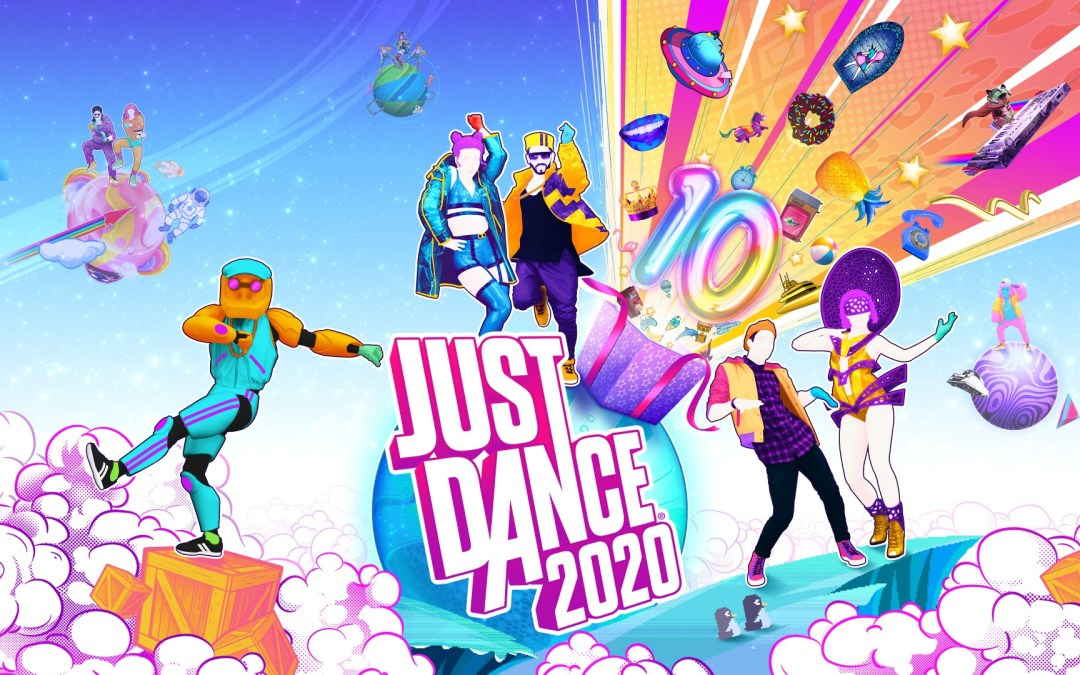 New Just Dance Initiatives to keep players moving!