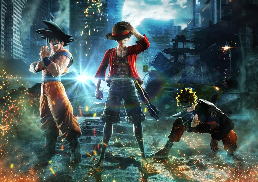 Jump Force Deluxe Announced on Nintendo Switch