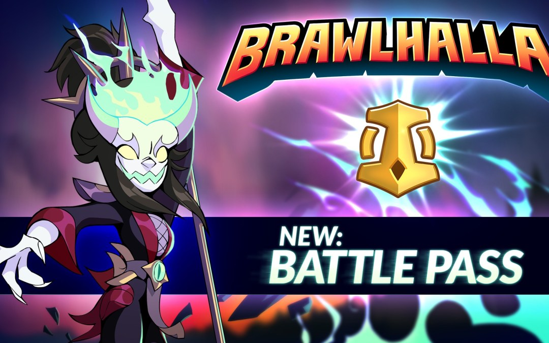 Brawlhalla Announces Battle Pass
