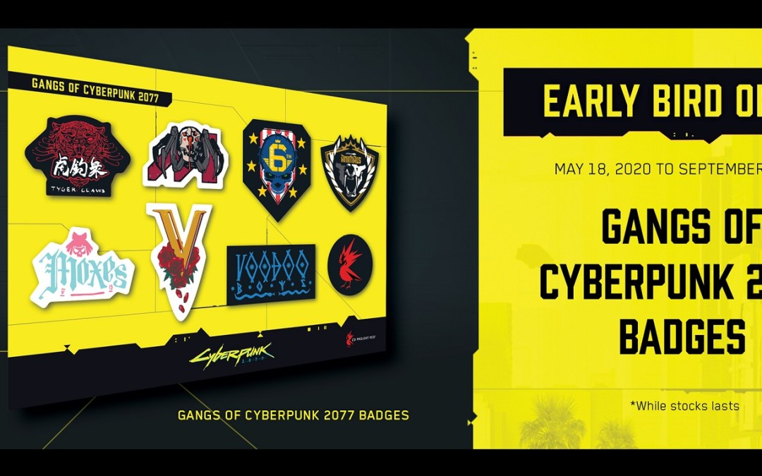Early Bird Offer for Cyberpunk 2077 Preorders