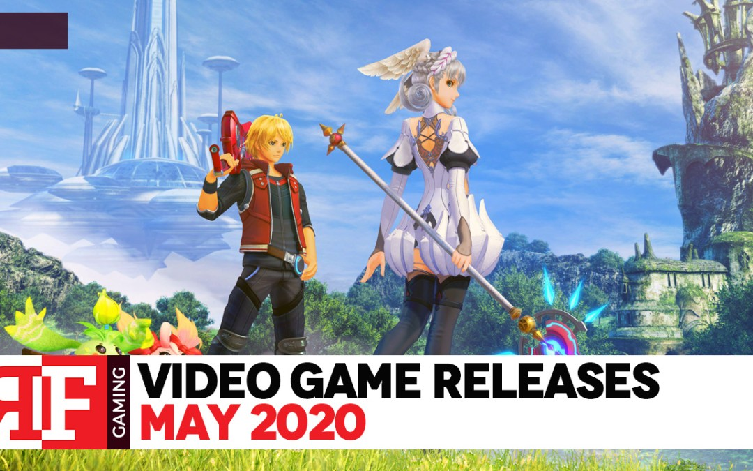 Video Game Releases: May 2020