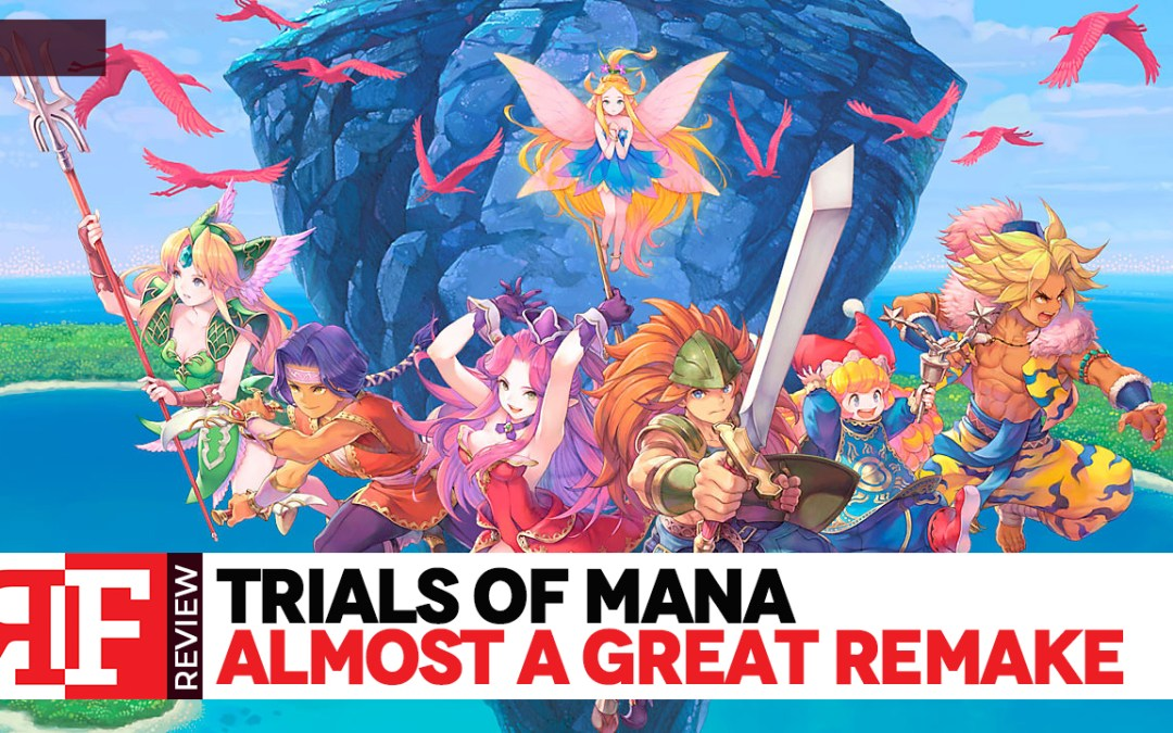 Trials of Mana Review: An Almost Great Remake