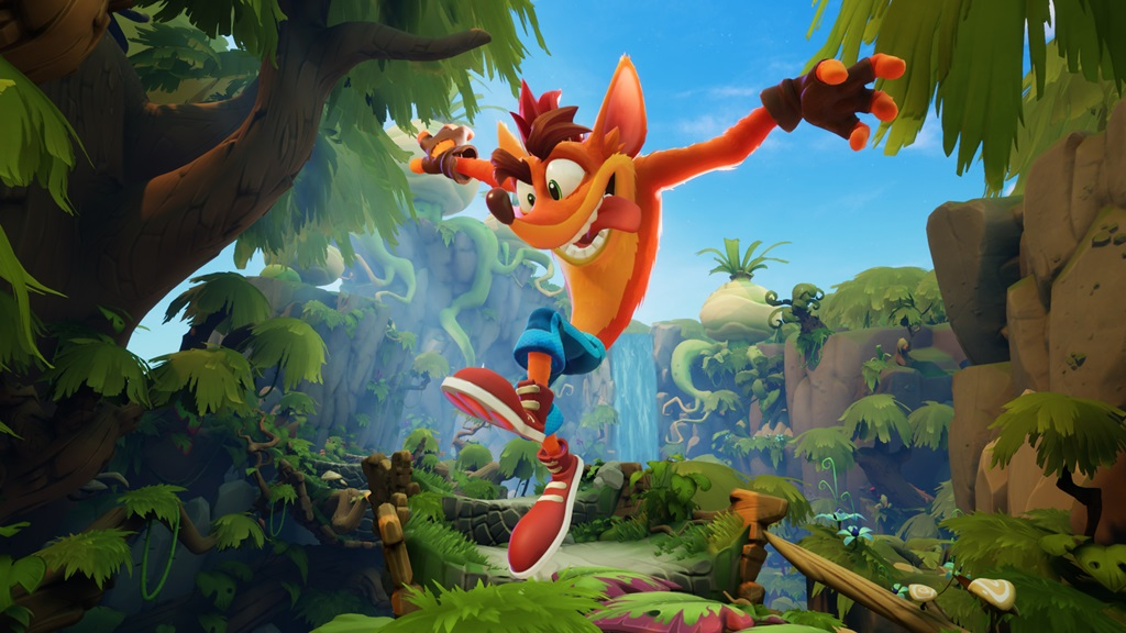 Wumpa here it is – Crash Bandicoot 4: It's About Time Revealed