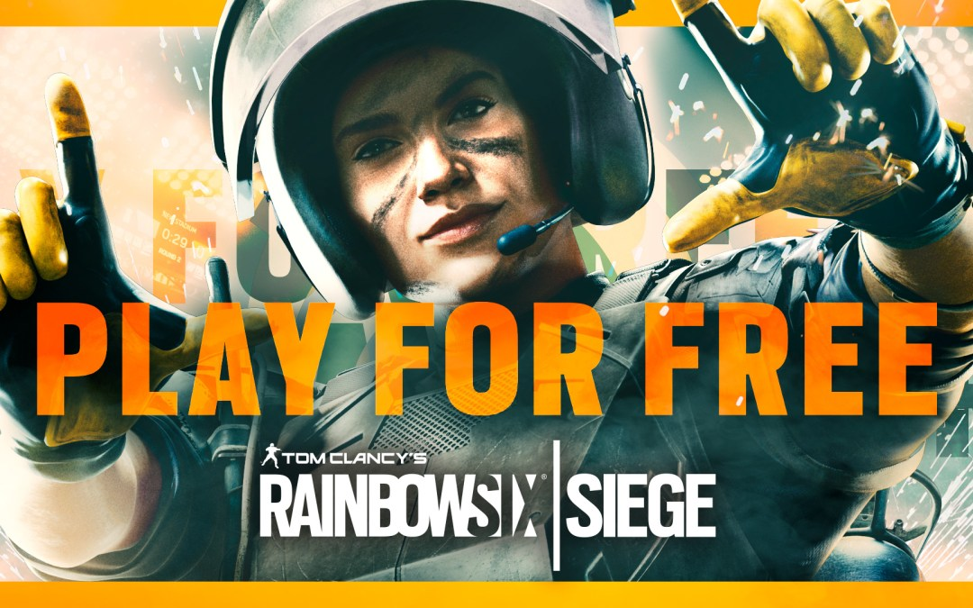 Tom Clancy's Rainbow Six Siege Free Play Weekend Starts Today