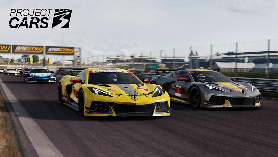 Project CARS 3 Is Ready to Race Now Available