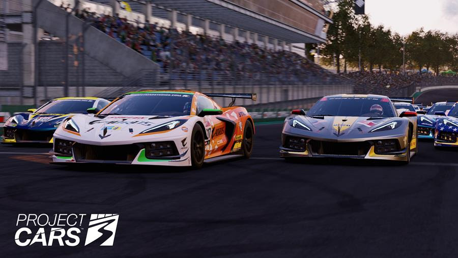Play PROJECT CARS 3 on PlayStation 4, Xbox One and PC this August