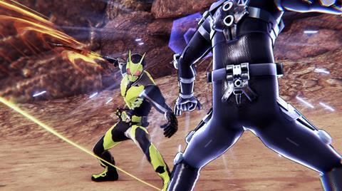 Kamen Rider Memory of Heroez 5