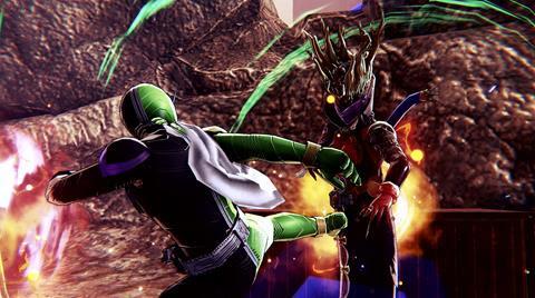 Kamen Rider Memory of Heroez 7