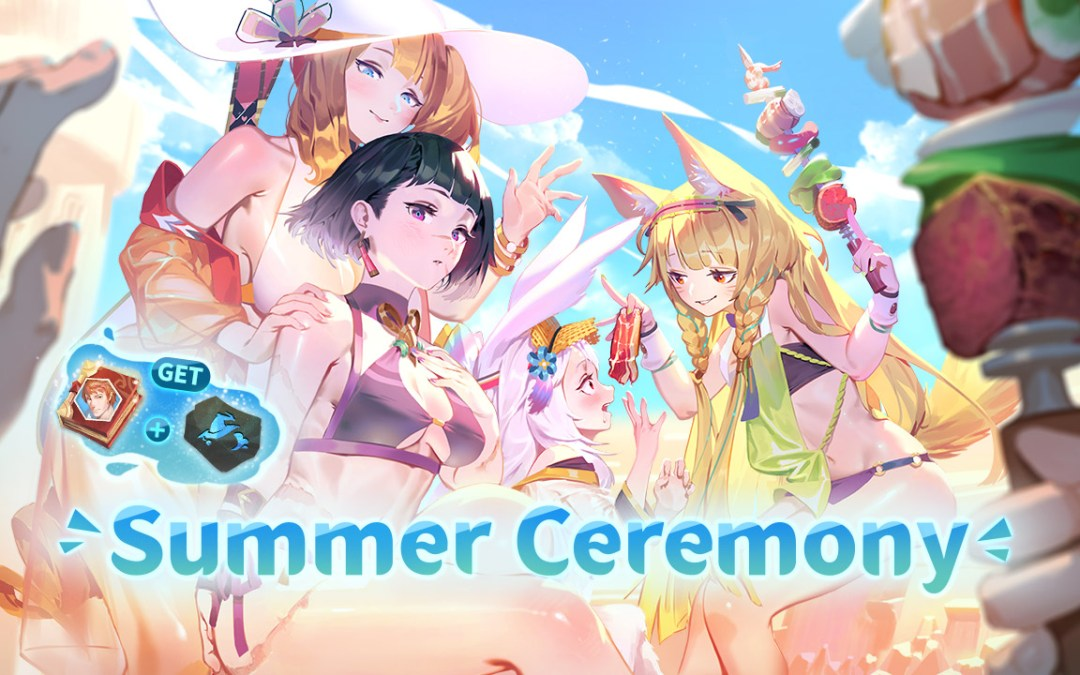 Sdorica Releases Swimsuit Skins for Multiple Characters